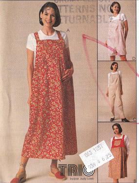 1950s Maternity Dresses
