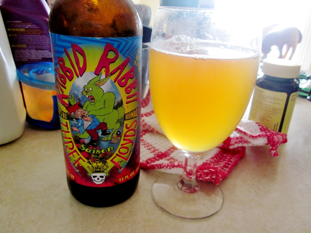 Rabid Rabbit Saison