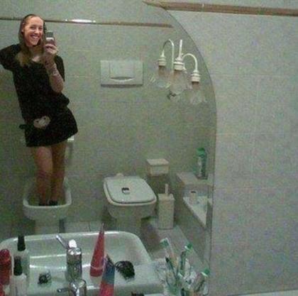 bathroomselfie