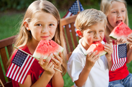 If your kids didn't look like this on July 4, you're a fucking asshole.